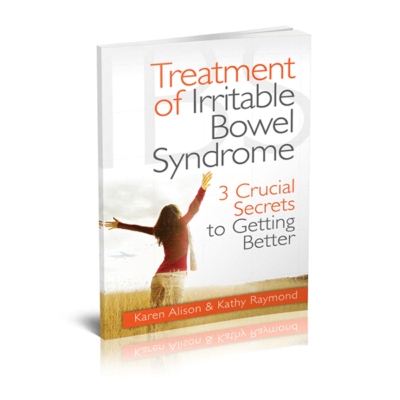 Treatment of Irritable Bowel Syndrome IBS: 3 Crucial Secrets to Getting Better 1